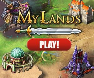 MyLands, turn-based free strategy browser game