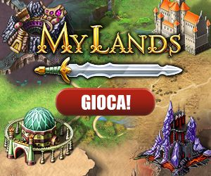 MyLands, browser game di strategia a turni gratis